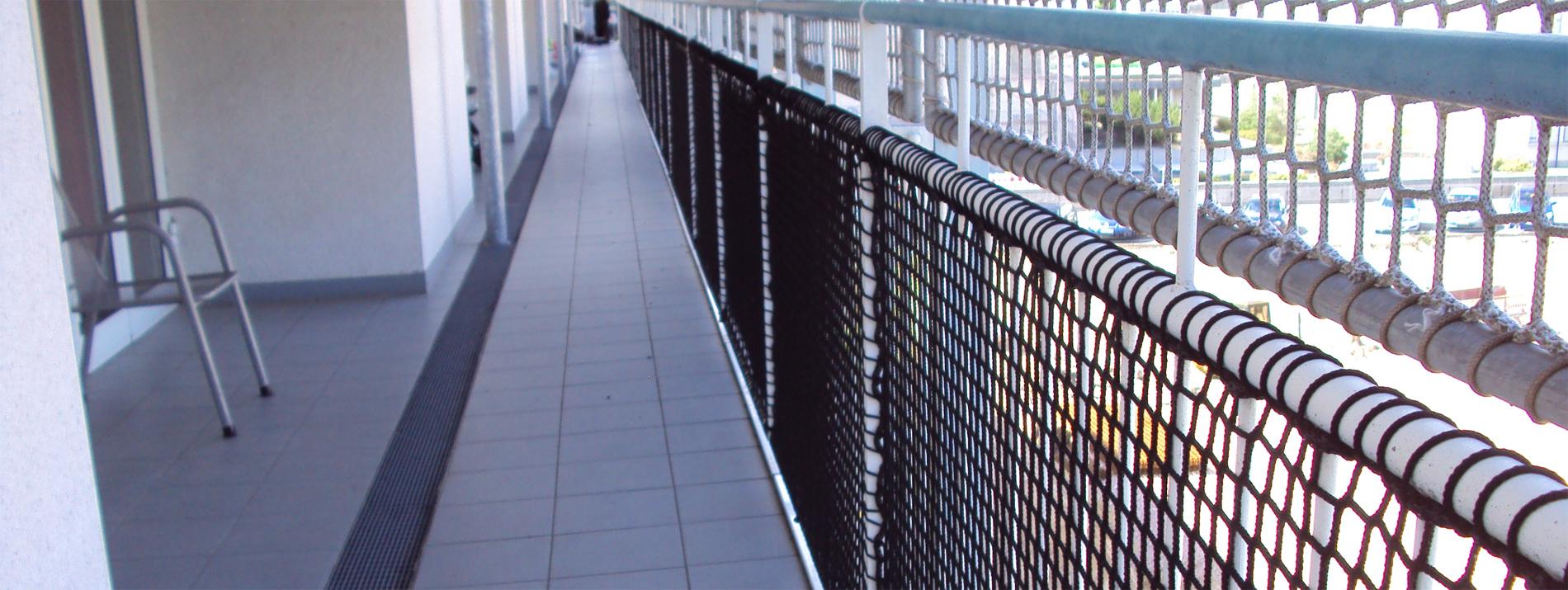 Treppensicherung Schutznetze